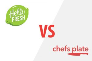 Hello Fresh VS Chefs Plate