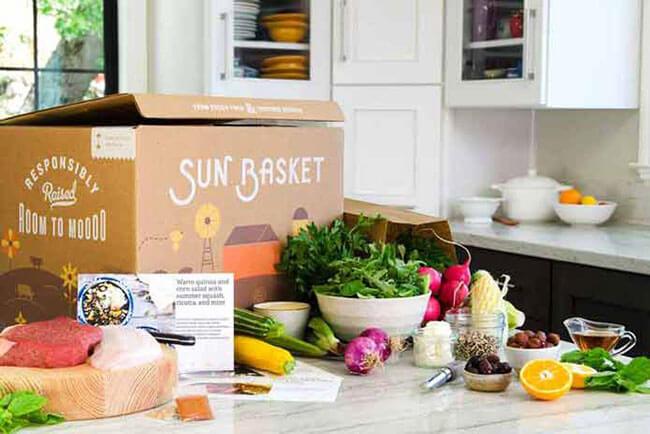 Sun Basket Minimizes Its Carbon Footprint