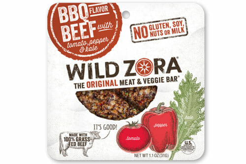 BBQ Flavour Beef