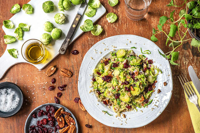 HelloFresh Acquires Green Chef