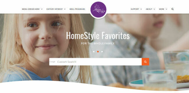 Homepage Magic Kitchen