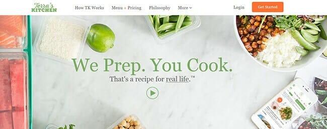 Homepage Terras-Kitchen