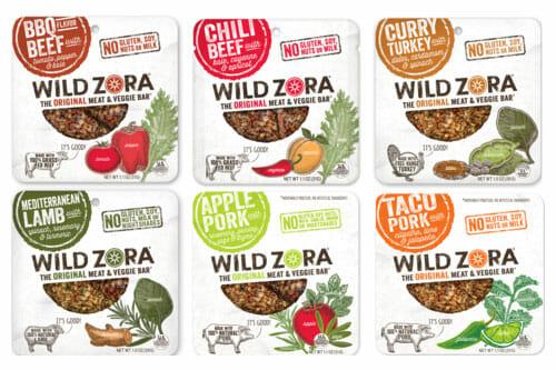 Wild Zora Snack Pack