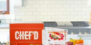Chef d Partners With Innit