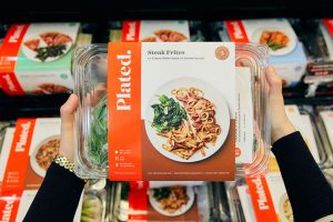 Plated Meal Kits Will Be Sold In Hundreds Of Stores Nationwide