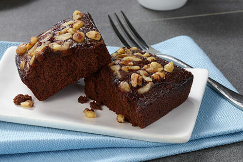 Chocolate Walnut Brownie