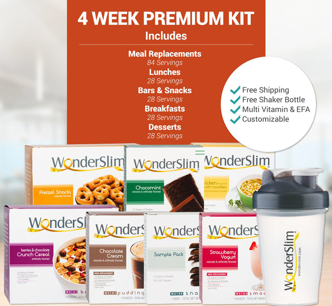 wonderslim Premium Complete