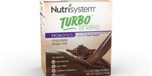 Nutrisystem Turbo Shakes