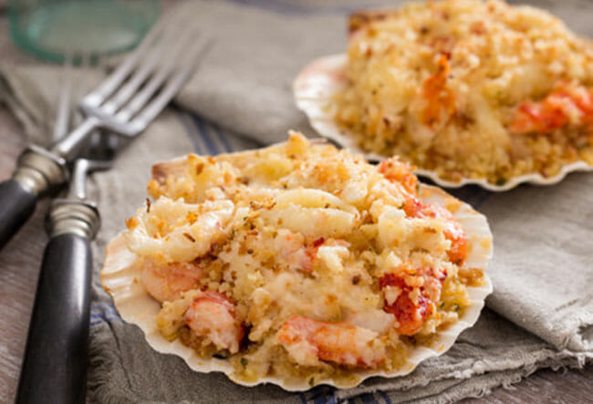 Lobster-Gram Meals and Recipes