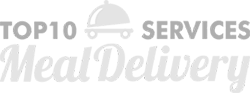 Top 10 Meal Delivery Services Logo