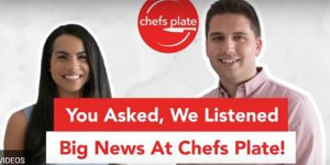 Chefs Plate Vastly Improves Its Offer
