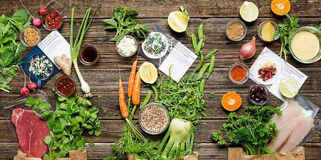 Sun Basket Now Features Organic Salads