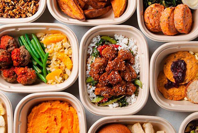 Kettlebell Kitchen meals
