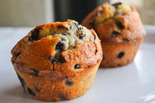 Paleo Burberry Muffin