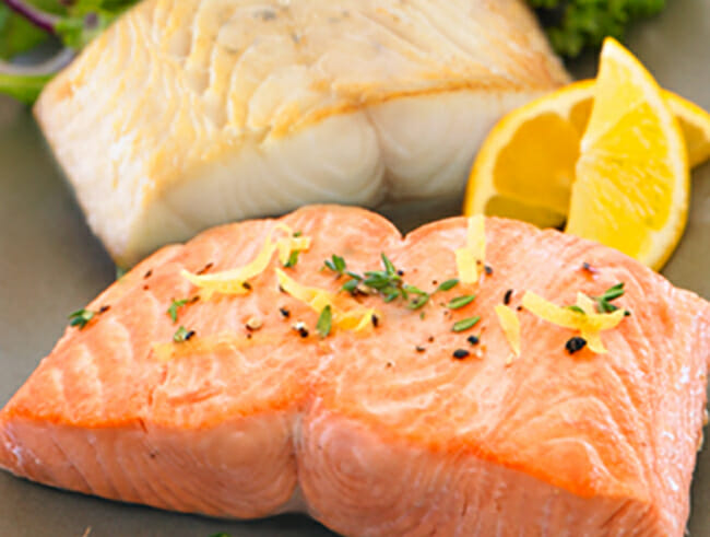 Vital-Choice King Salmon & Sablefish Duo