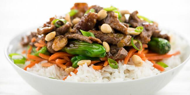 Homechef Yang Yang Beef and rice