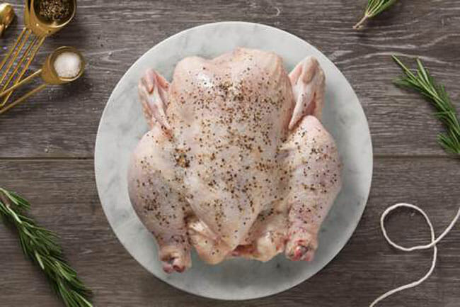 Greensbury Organic Free-Range Chicken, Whole