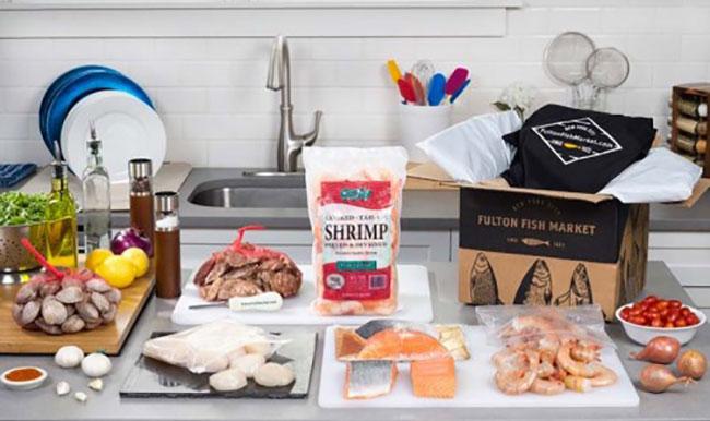 FultonFishMarket.com pack box