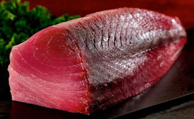FultonFishMarket.com yellowfin tuna