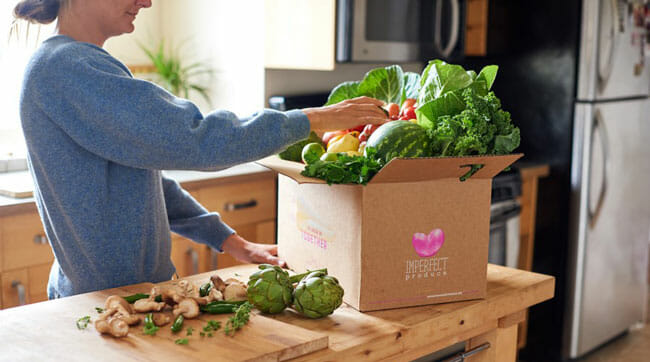 Imperfect-Produce what is the box