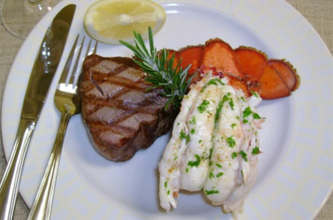 Simply Lobsters Surf and Turf
