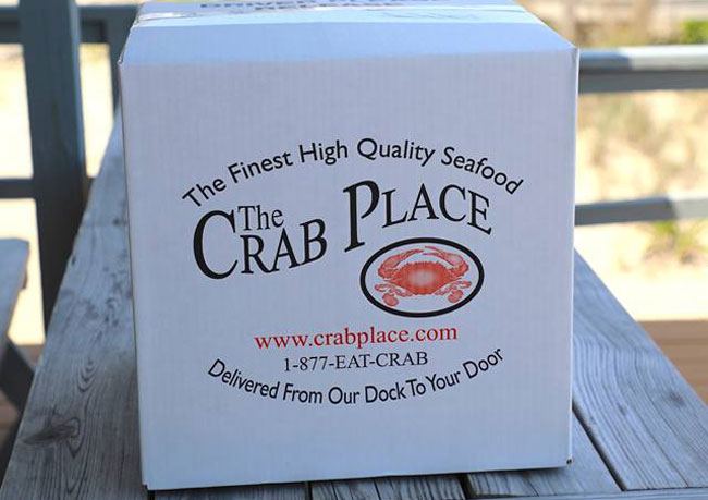 The Crab Place packet