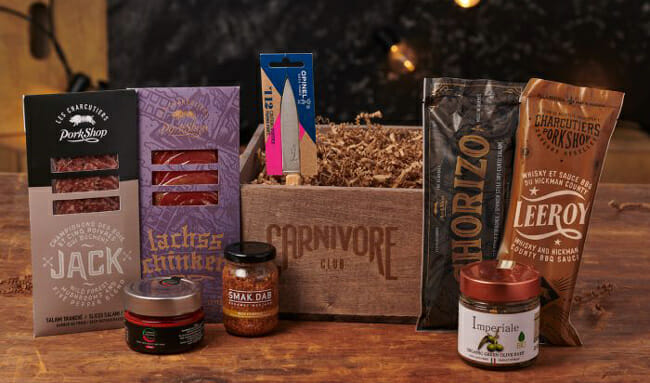 Carnivore Club Fathers Day Box