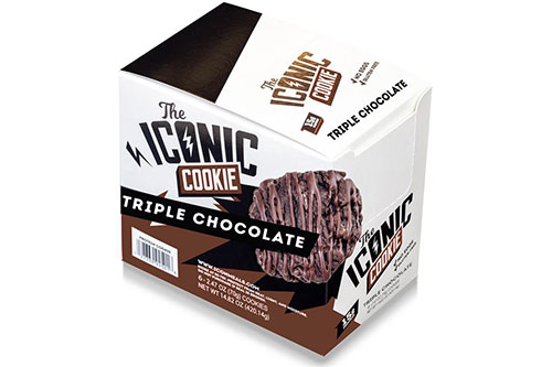 ICON Meals iconcookie box triple chocolate