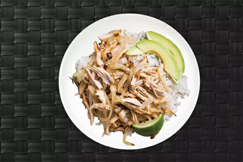MealPro Cuban Chicken