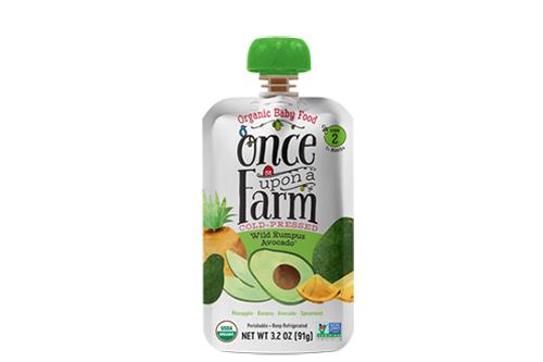 Once Upon A Farm Wild Rumpus Avocado