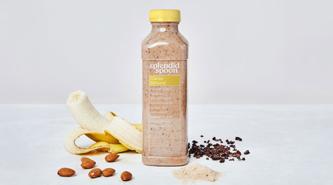 Splendid Spoon Cacao Almond Smoothie