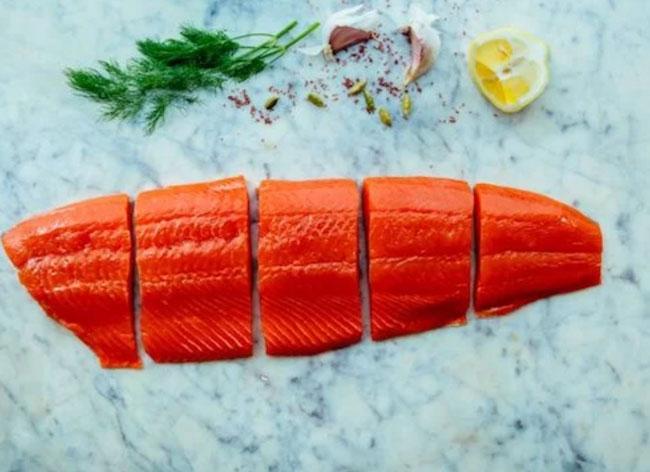 Wild Alaskan Company sockeye salmon