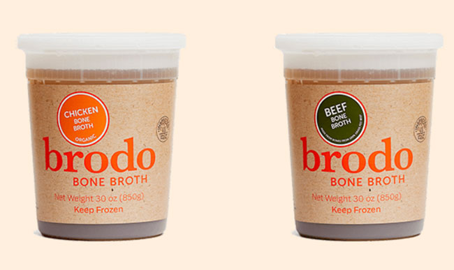 Brodo Products chicken and beef bone