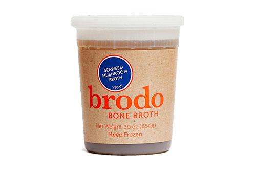 Brodo Seaweed Mushroom Broth