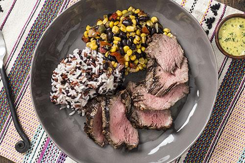 Bite Meals Steak Chimichurri
