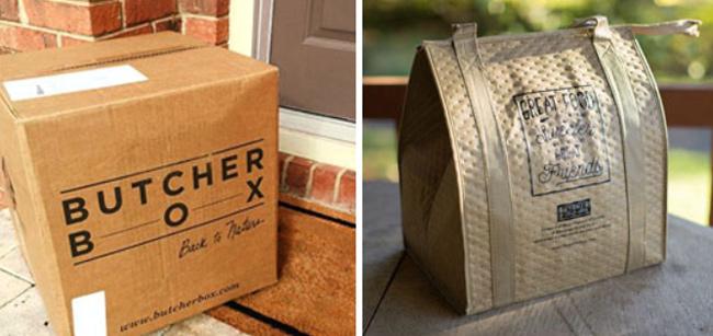ButcherBox delivery box