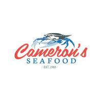 Cameron's Seafood Logo
