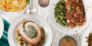 Menopause meal delivery program by BistroMD